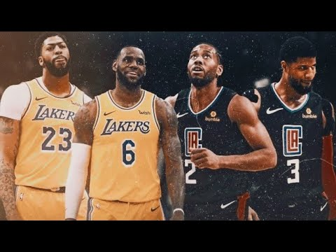 BATTLE OF L.A – (Lakers vs Clippers Hype)