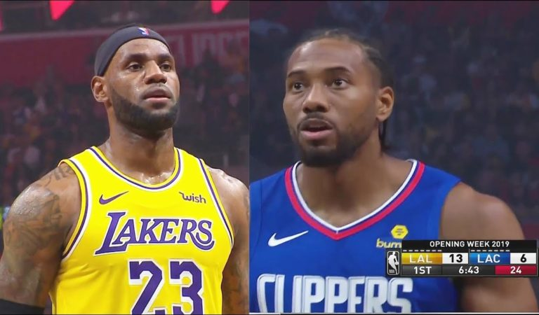 Lakers vs Clippers Full Game Highlights! 2019 NBA Season