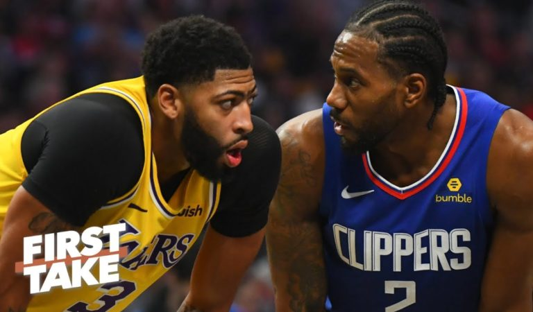 There's no rivalry between the Clippers and Lakers – Keyshawn Johnson | First Take