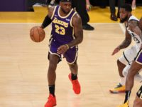 LeBron James, Anthony Davis Combine for 53 as Lakers Cruise Past Jazz