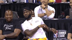 Lakers is 2-1.  All are happy! Even Lebron!