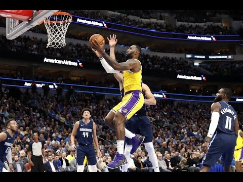 NBA GameTime crew reacts to LeBron James 39 Pts, Lakers defeat Mavericks 119-110 in OT
