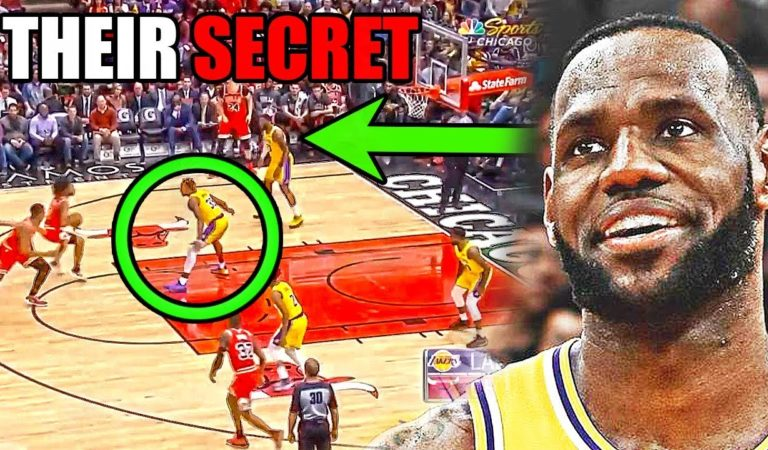 The REAL Reason Why The Lakers Are SO Good (Ft. NBA LeBron James, Dwight Howard, Effort)