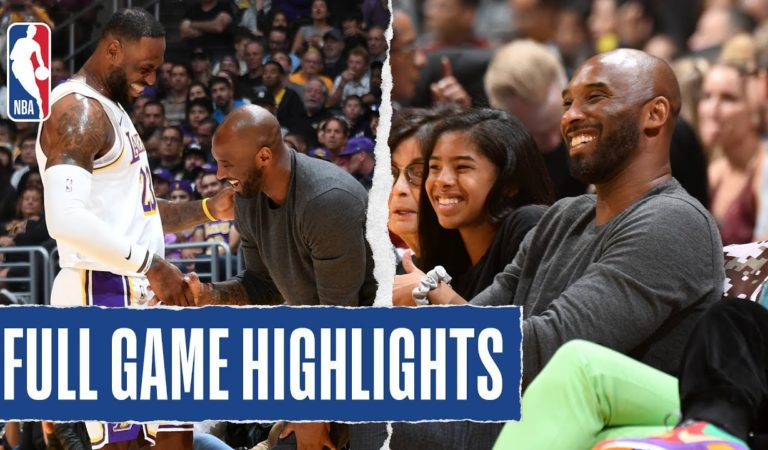 HAWKS at LAKERS | FULL GAME HIGHLIGHTS | November 17, 2019