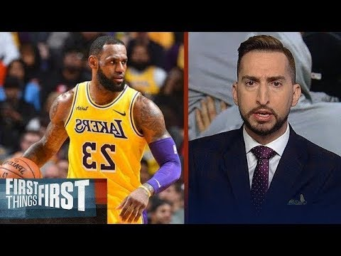 Nick Wright IMPRESSED by LeBron shines(33 Pts) leads Lakers def Hawks 122-101 to improve 11-2