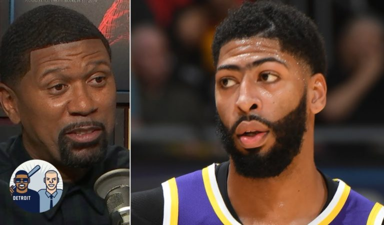 Anthony Davis is more important to the Lakers than LeBron James – Jalen Rose | Jalen & Jacoby