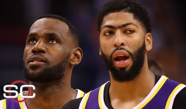 LeBron James and Anthony Davis' chemistry is making the Lakers dynamic – Damon Jones | SportsCenter