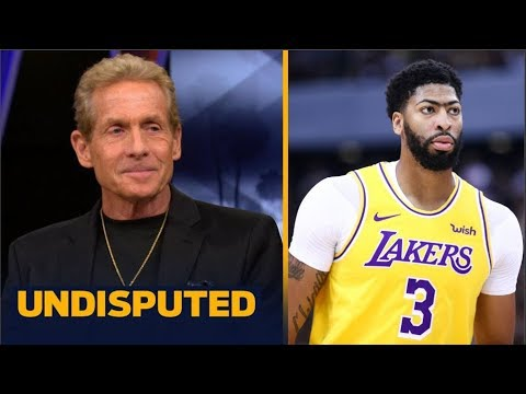 Skip & Shannon react to LeBron-AD lead Lakers beat Pelicans to improve to 16-2