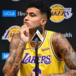 Lakers Injury Updates: Kyle Kuzma Will Not Play Against Clippers, Alex Caruso Listed As Day-To-Day With Bone Contusion In Pelvis