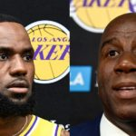 Magic Johnson lauds LeBron James, says he's 'playing as well as I've ever seen him play'