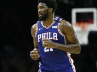 76ers' Joel Embiid Wears No. 24 to Honor Kobe Bryant in Return from Hand Injury