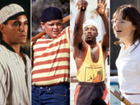 Since you can't watch real sports, check out these classic sports movies