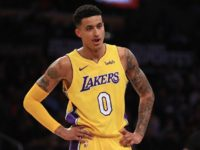 Lakers' Kuzma spreads money-making conspiracy on sanitizers