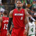 LeBron James: I feared Heat breaking up big three if we lost to Celtics in 2012