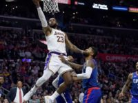 The Come Up: LeBron James Posted A Picture Of Himself Dunking & Now He's Being Sued For $150,000