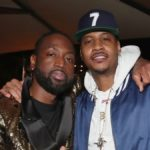 Carmelo Anthony and Dwyane Wade Share Their Favorite Kobe Bryant Memories on IG Live