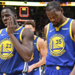 Draymond Green says Kevin Durant changed when LeBron James was considered best NBA player after 2017 Finals