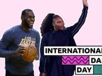 Celebrate international dance day & watch your favourite athlete's lockdown moves