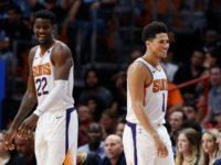 Devin Booker And Deandre Ayton Advance To Quarterfinals Of NBA 2K Players Only Tournament