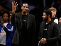 Kevin Durant, Kyrie Irving would've signed with Knicks if team was 'run right,' so says Jared Dudley