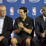 Heat's Pat Riley Calls LeBron James 'Maybe the Greatest Player of All Time'