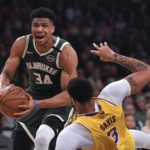Antetokounmpo's cries foul on hack of Twitter account