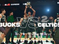 NBA 2K's simulated postseason sets its finals: Bucks vs. Lakers