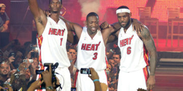 Chris Bosh says Warriors had a better dynasty than Heat, compares Miami's 'crazy' four-year run to a rock band