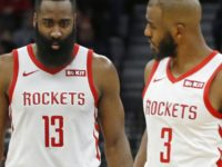 Report: Rockets' James Harden Wasn't on NBA Players' Call About Season Restart