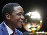 Isiah Thomas: Michael Jordan's 'Undeserving Champions' Comments 'Cut Deep'