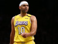 Lakers' Dudley: Players could leave hub location