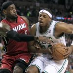 Video: Paul Pierce Details 2003 Spitting Incident with LeBron James, Cavaliers