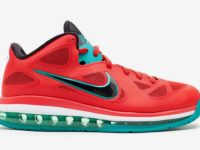 "The ""Liverpool"" Nike LeBron 9 Is Rumored to Return"