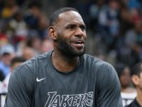 LeBron James joins athletes voicing outrage over death of unarmed black man after arrest