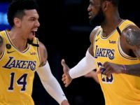 LeBron James Leading Lakers to Same Level as Kobe Bryant, Danny Green Says