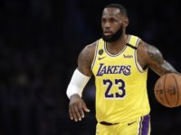 "LeBron James Tweets ""Why Doesn't America Love US!!!!!????TOO' amid Protests"