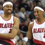 Shaquille O'Neal names Trail Blazers the toughest team the Lakers faced