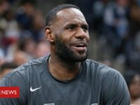 LeBron James secures $100m for media company