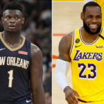 Zion Williamson, LeBron James highlight NBA restart opening night
