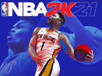 NBA 2K21 Has Two Cover Stars, And One Of Them Is Rookie Zion Williamson
