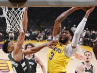 Anthony Davis: Lakers' title chances improved after break