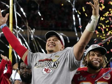 Patrick Mahomes: 'Really Cool' for LeBron, Wade, More to Praise $503M Contract
