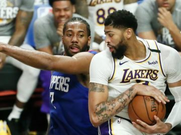 Chris Broussard: Anthony Davis will be 'key' for Lakers reaching Finals