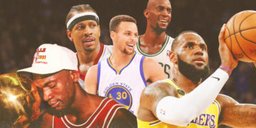 The 30 Best NBA Players of All Time, Ranked