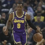 Lakers Rumors: Latest Buzz on Rajon Rondo's Fitness Ahead of NBA Restart