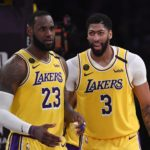 LeBron James, Lakers Top Magic in Scrimmage as Anthony Davis Exits with Injury