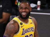 James' Lakers one win away from Western Conference final
