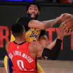Lakers win game four, put Rockets on the brink of elimination