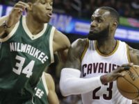 With Giannis, Milwaukee Bucks Must Learn from Cavs' LeBron Mistakes