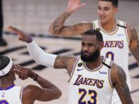 LeBron James: Lakers 'Just Hope We Make' Kobe Bryant's Family 'Proud'